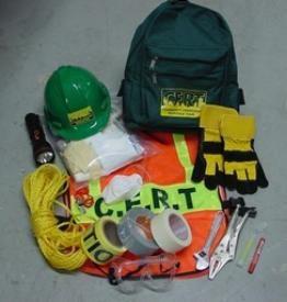 Cert Community Emergency Response Team Kit