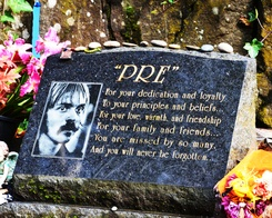 Pre's Rock- Steve Prefontaine Memorial I would have loved to meet him and see him race just once