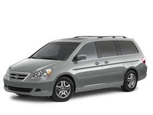 Honda Odyssey... My dream car:)