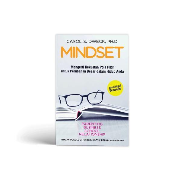 Beli Mindset Mengerti Kekuatan Pola Pikir untuk Perubahan Besar dalam Hidup Anda dari Kalam Bookstore kalambuku - Tangerang Selatan hanya di Bukalapak