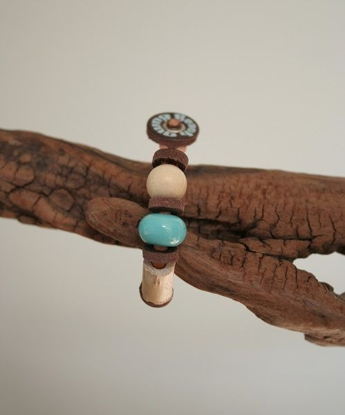 Ibiza Style Bracelet for kids. Made by Beach Bumb.