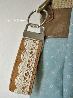 May May Shop: 369 Natural Washable Kraft Paper Fabric