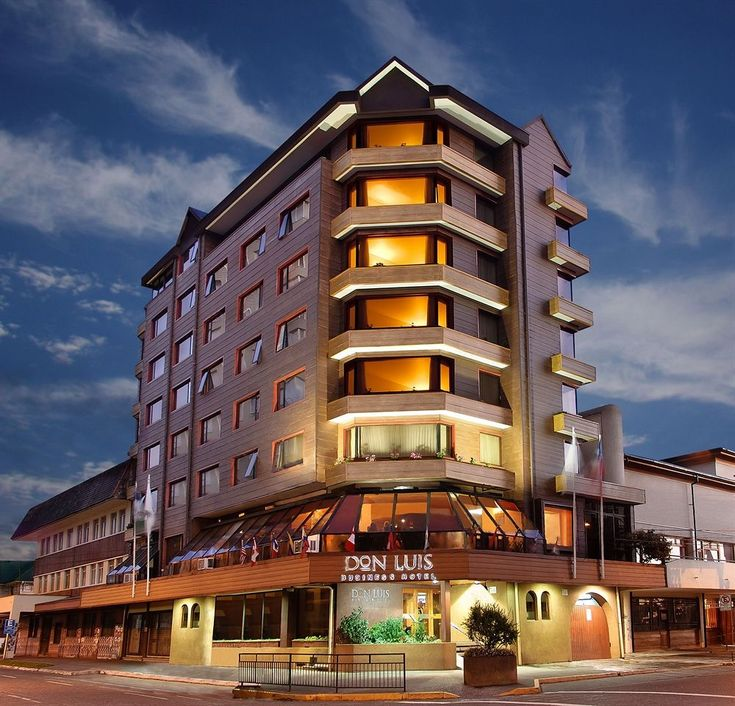 Puerto Montt known for luxury hotels,