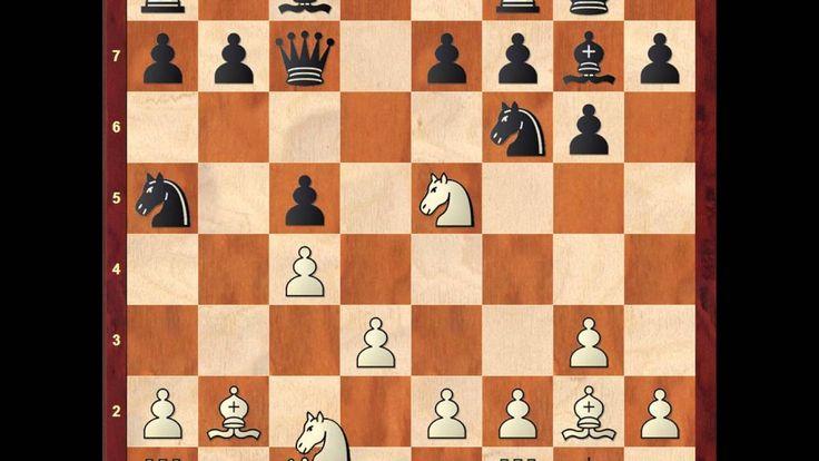 Levon Aronian vs Magnus Carlsen A11 English Opening Norway Chess 2016 8 ...