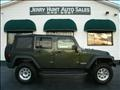2009 Jeep Wrangler Unlimited 4WD 4dr X from Jerry Hunt Auto Sales & Truck Center Lexington North Carolina NC Used Car Dealer