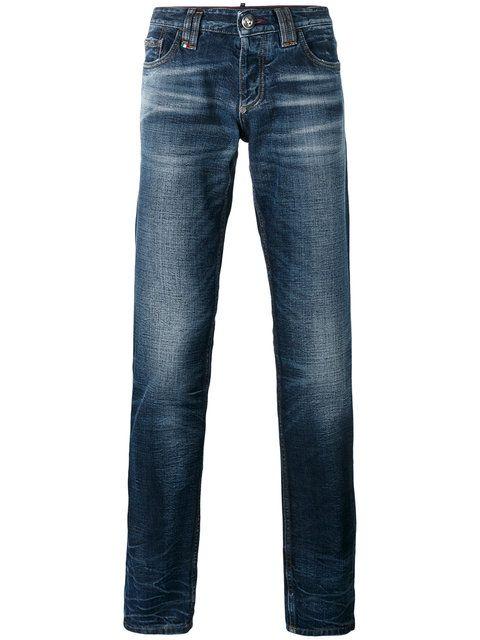 PHILIPP PLEIN So Crazy Jeans. #philippplein #cloth #jeans