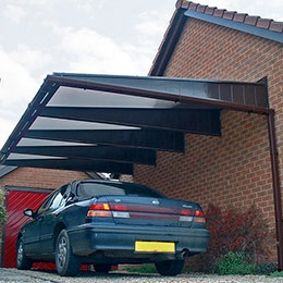 Cantilever Canopies & Carports, Living Space | Skelmersdale Centre, Clacton-on-Sea