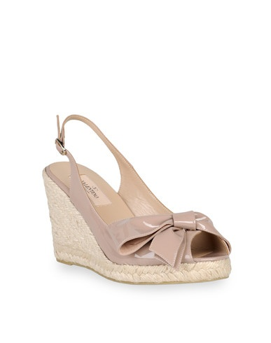 Valentino Wedge - goes with everything