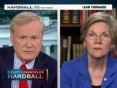 When Is Chris Matthews Going To Grill A Republican On His Show For Their Continued Obstruction? -- Bravo Elizabeth Warren for staying on point. I can't believe Chris Matthews is the idiot he plays on his show. It's just showbiz rite? He's gotta be more intelligent than that in real life. -- pjsf