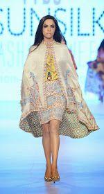 Karachista: Shehla Chatoor Samsara collection - PFDC Sunsilk Fashion Week Spring 2014