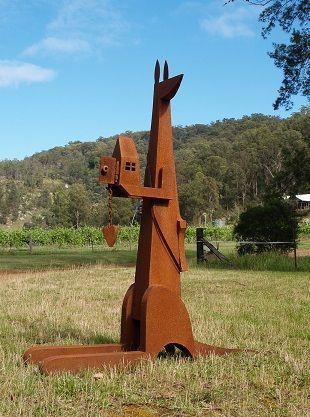 Jimmy Rix | I still call Australia home #jimmyrix#sculpture