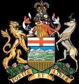 Alberta coat of arms