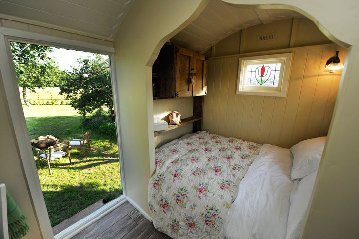 Buttercrambe Shepherd S Hut Unique Glamping In Yorkshire