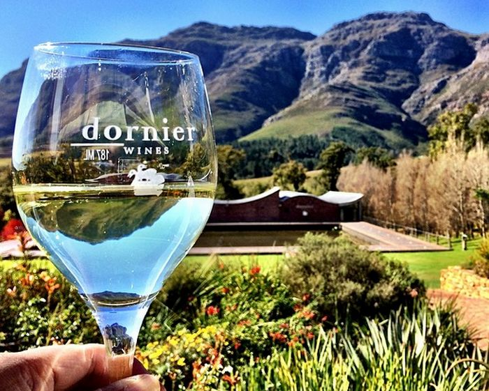 Dornier Wine Estate Homestead - While relatively new to wine production, the estates and farms that comprise beautiful Dornier Wines dates back to the 17th century. While their premium wines are indeed incredible, they set themselves off through a unique building onsite - The Homestead, designed by Sir Herbert Baker. This historic home was once the heart of the farm and today Dornier allows individuals and groups to stay the night, to experience winery life from the inside.