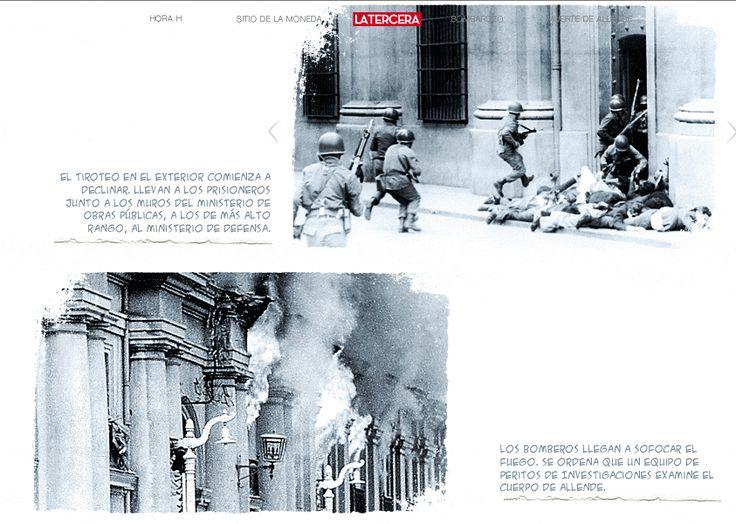 Cómo contar el golpe de Pinochet y la muerte de Allende 40 años después | Eva Wheel