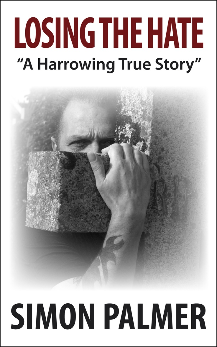 """#childabuse#AmazonLikes. The true story of a child and his family torn apart by abuse.  Losing the hate is available via amazon, in both eBook and paperback format.  It has 19 five star reviews of an overall 26 count.  BBC Radio described the book as """"Raw and jaw-dropping.""""  Download a sample via amazon today, and find out why Simon kept the dark secret for nearly 3 decades.  #kindletweet: Dust Jackets, Hate, Books Jackets, Child Abuse, Simon Palmer, The Readers, Dust Covers, True Stories,  Dust Wrappers"""