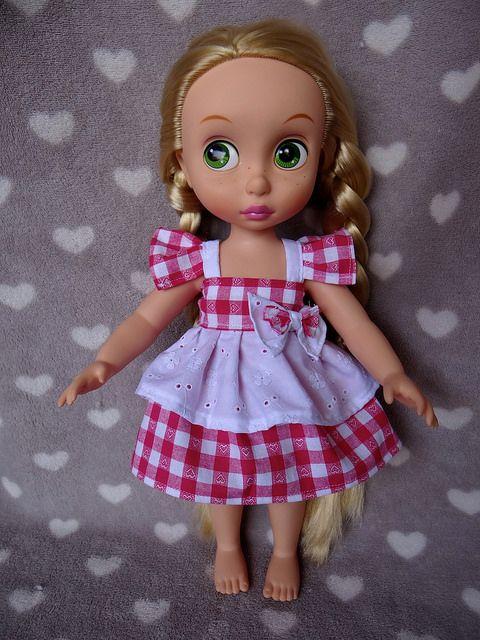 Disney animator dolls