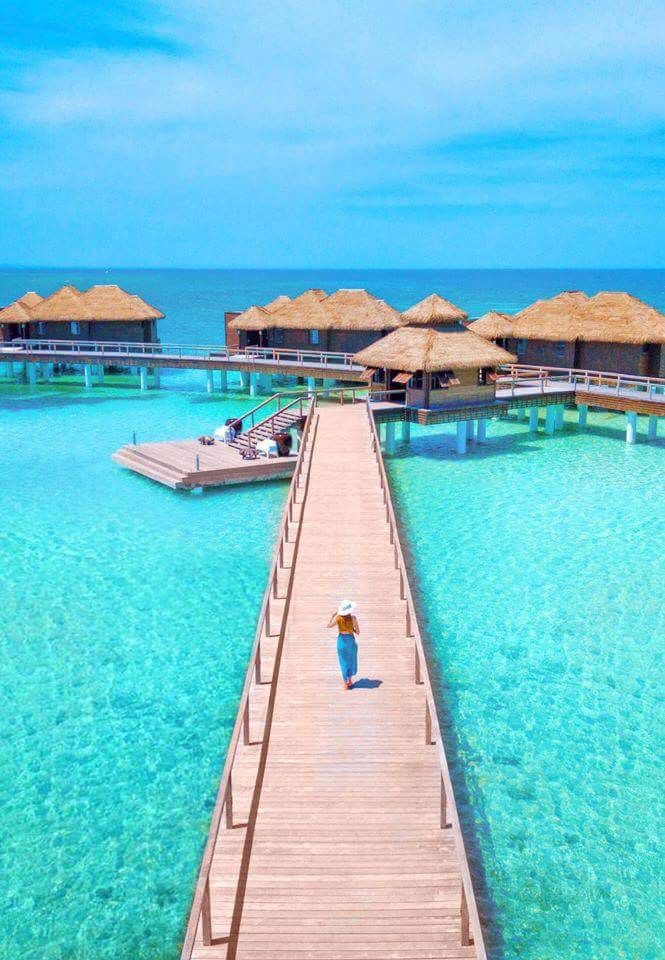 e2da8e2f3bed Overwater Bungalows In Montego Bay Jamaica at Sandals Royal Caribbean Resort