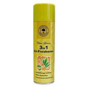 3 In 1 Air Freshener (Citrus Lemon)