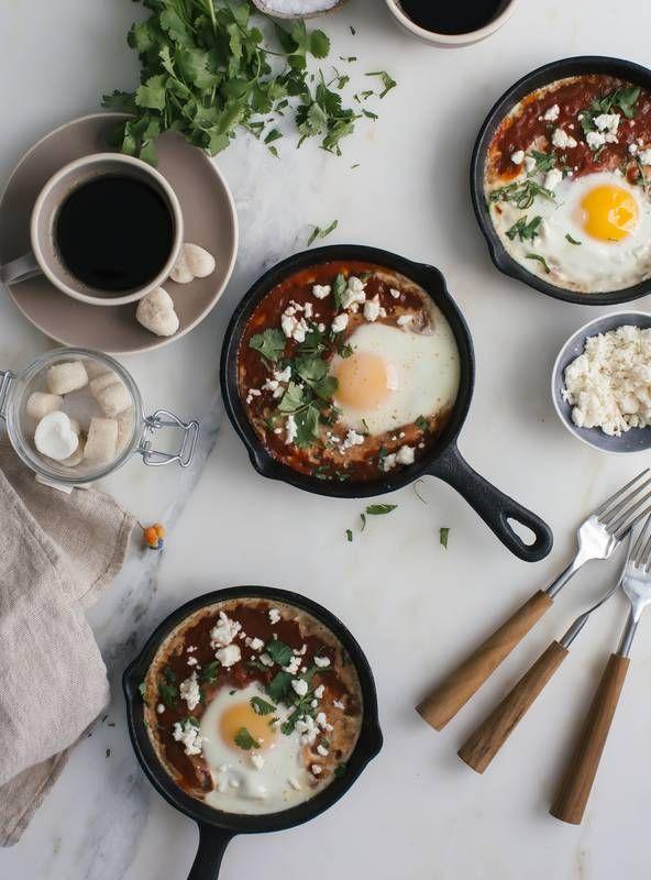 14 Of The Best Shakshuka Recipes That Are Anything But Boring: Mini Shakshukas