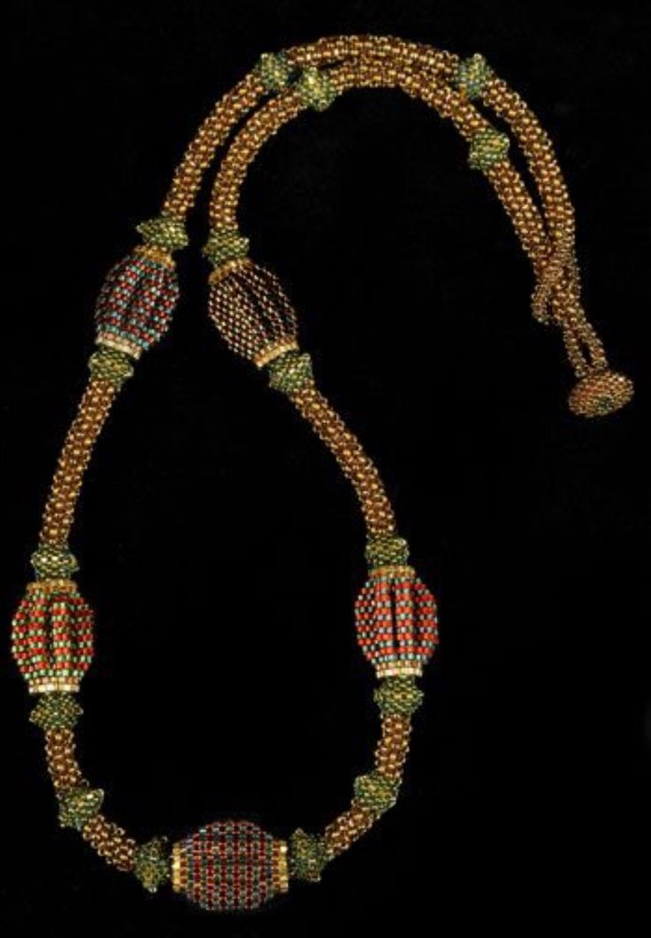 fine beaded jewelry by jacqueline johnson portfolio ball necklace beads