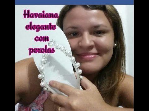 HAVAIANA ELEGANTE 2 - YouTube                                                                                                                                                                                 Mais