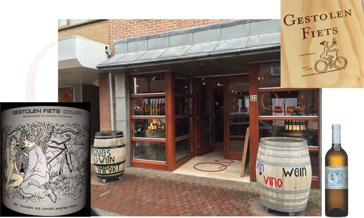 De wijnwinkel voor wijnliefhebbers.