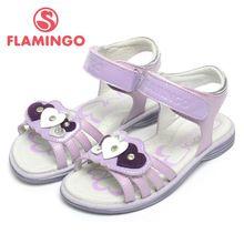 Фламинго дети обувь высокое качество сандалии