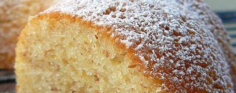 Yoghurt pot cake   Celebrity Kitchen.  A Nigella recipe from Nigellisima