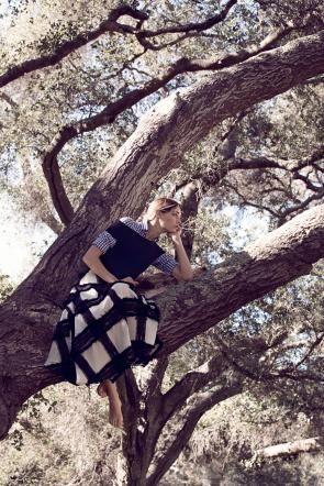 annabelle: Romantische Mode für den Sommer