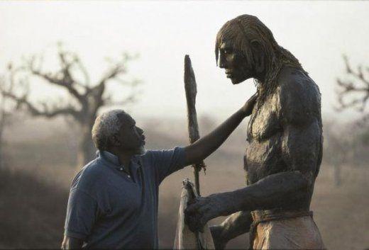 Ousmane Sow, ce sculpteur des hommes debout