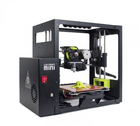 LulzBot Mini Review: Small 3D Printer With Big Quality