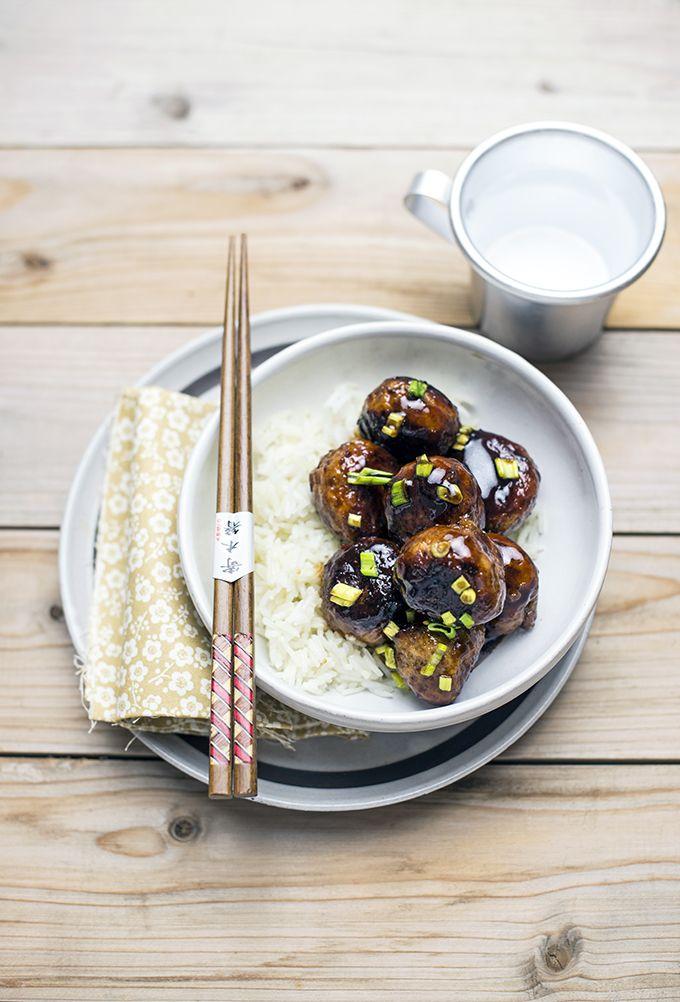 pane&burro: Cucina asiatica senza cognizione di causa: polpett...