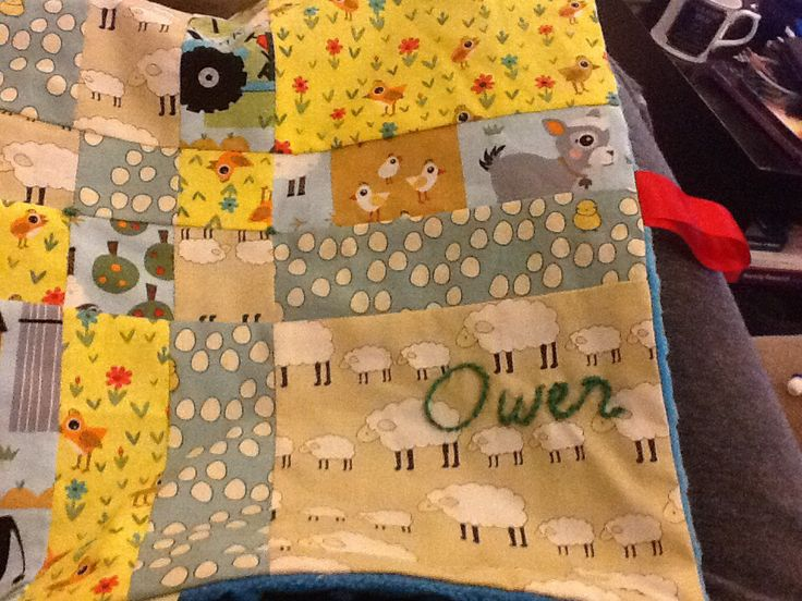 For new baby Owen