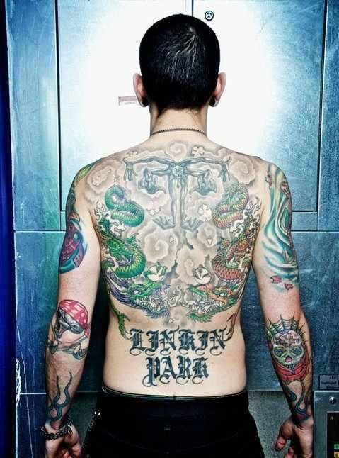 Mike Shinoda 2019: Wife, net worth, tattoos, smoking ...