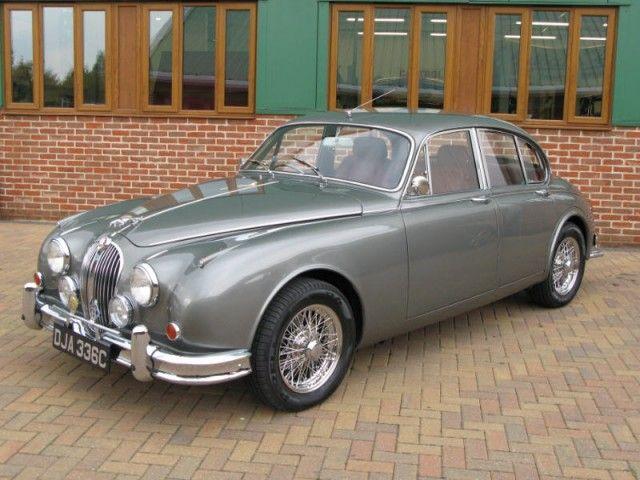 Jaguar MK II (1965)