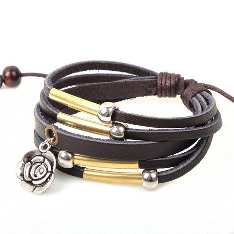 Arm Candy Rose Charm