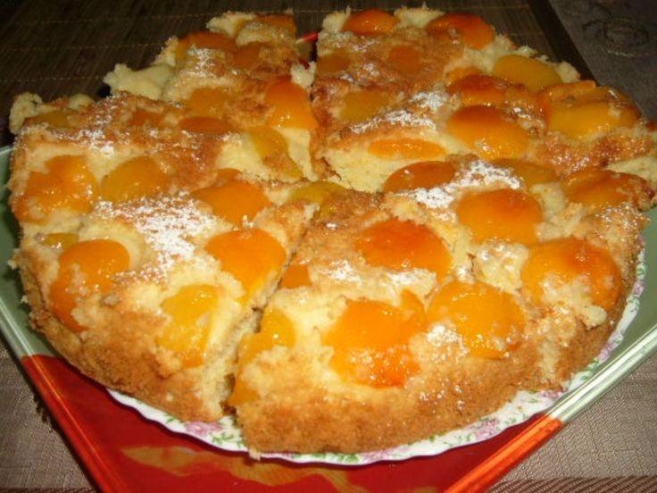 Очень простой в приготовлении и очень вкусный на столе: абрикосовый пирог. Для пирога лучше брать свежие твёрдые абрикосы или мелкие персики. После приготовления Вы получите: 10 порций Время приготовления: 60 минут Ингредиенты 300 грамм свежих абрикос 3 яйца 150 грамм сливочного масла 400 грамм муки 1 стакан сахара 1 чайная ложка соды, погашенная лимонным соком …