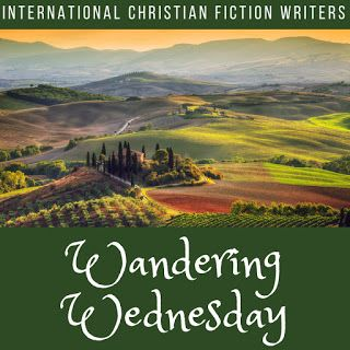 Wandering Wednesday: Beautiful Tuscany - Marion Ueckerman shares the inspirational locations for her next book  #ChristianFiction