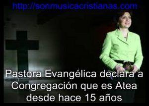 Pastora Evangélica declara a Congregación que es atea desde hace 15 años. – Noticias Cristianas