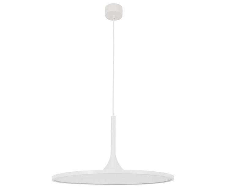 LEDlux Circa 2250 Lumen Dimmable Pendant in White