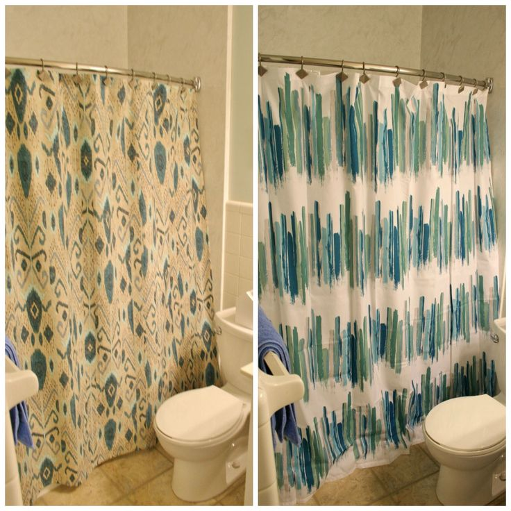 35+ Gorgeous Bathroom Shower Curtain Ideas