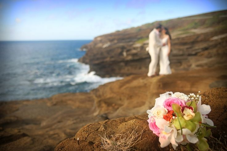 Elite Bridal Bouquets for your Hawaiian wedding day.