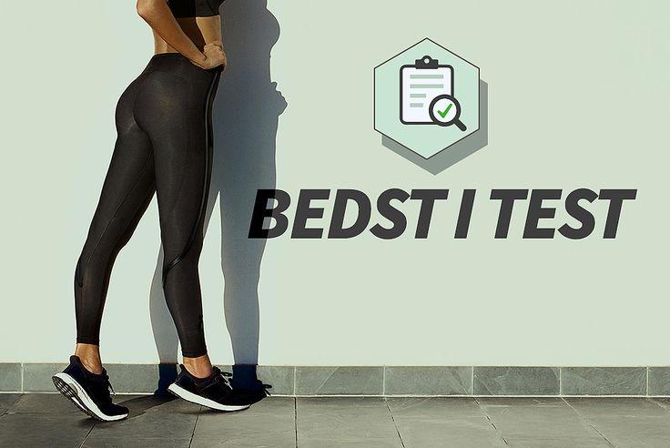 Høj talje er superbehageligt at træne i - og det pæneste du kan have på til en kort top. Vi har fundet ud af, hvilke tights med høj talje som er bedst i test!