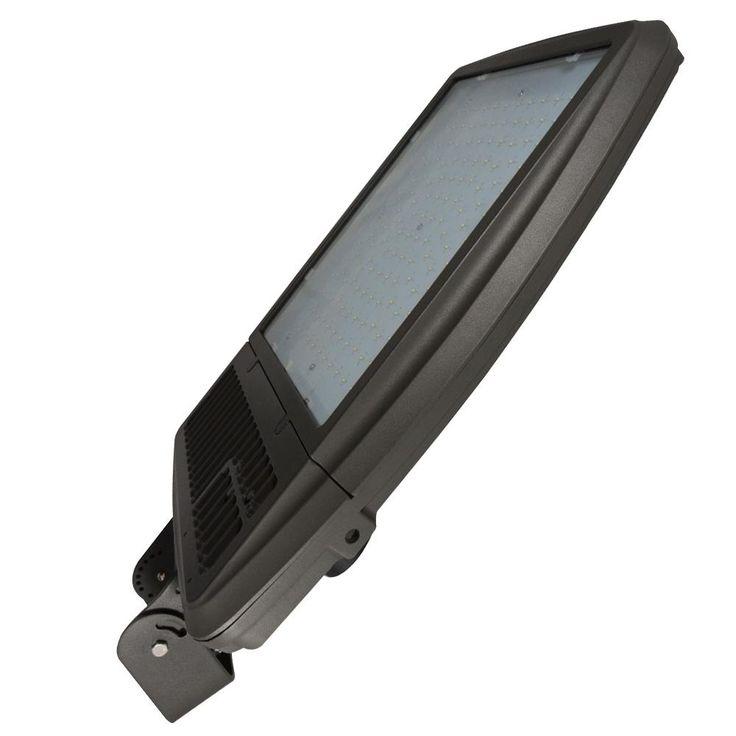 167-Watt Bronze Integrated LED Outdoor Flood Light, Symmetrical, 5000K CCT, Bracket Mount