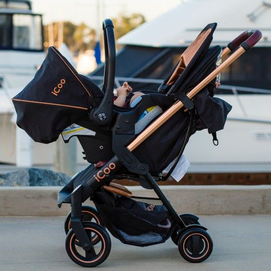 Stroller Guide: iCoo Acrobat and iGuard35 Travel System » Daily Mom