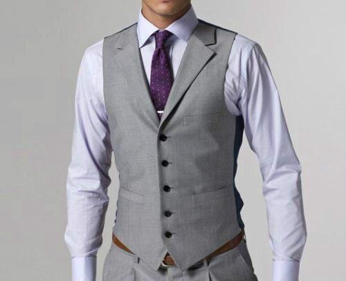 На заказ для измерения серый мужские костюмы, индивидуальные свадебные смокинги для мужчин, костюм жениха