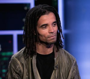 Akala - The English rapper, poet and academic makes his U.S. television debut.  Akala (a Buddhist word meaning immovable) is a conscious rap artist from London.