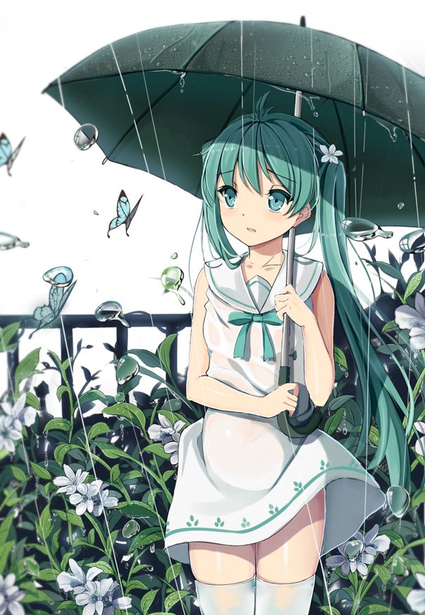 ☆ #AnimeTime ☆ Miku | Vocaloid