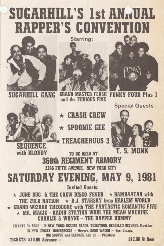 The Infiltration of Black Rap (1981–86) — Medium